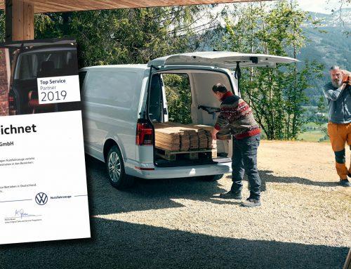 Ausgezeichnet! Wir das Autohaus Reisinger Wasserburg sind Top Service Partner 2019